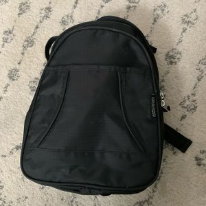 American tourister travel backpack / duffel